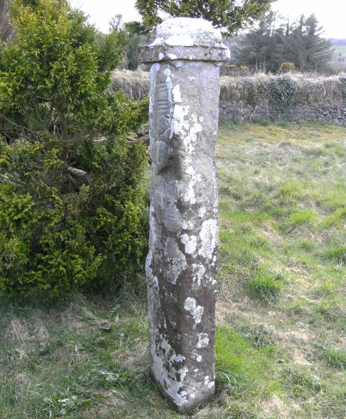 COOLINEAGH OGHAM STONE, COUNTY CORK