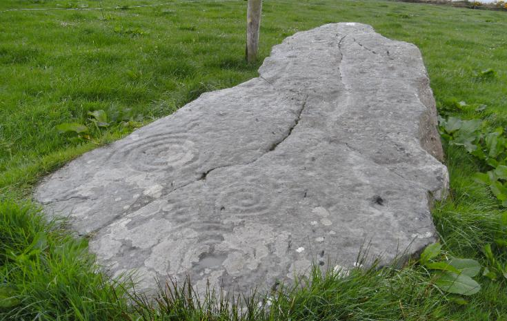 AGHACARRIBLE ROCK ART, COUNTY KERRY