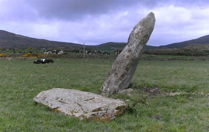 GARRANE STONE PAIR, COUNTY KERRY