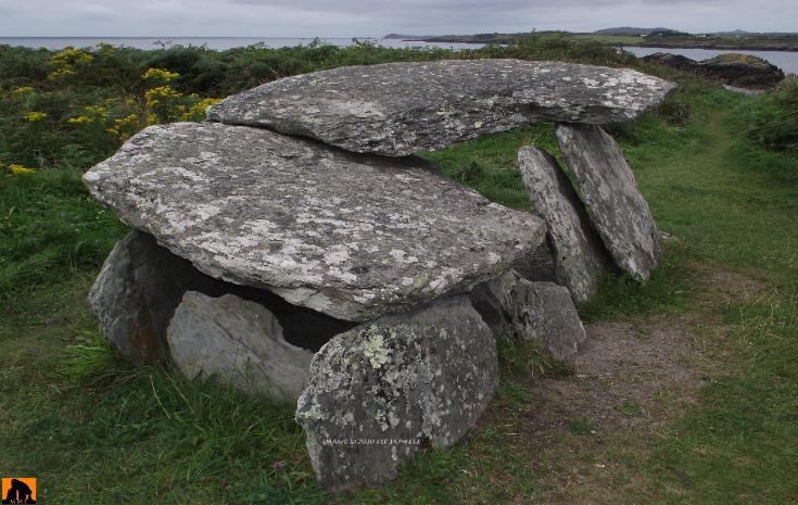 ALTAR WEDGE TOMB, COUNTY CORK