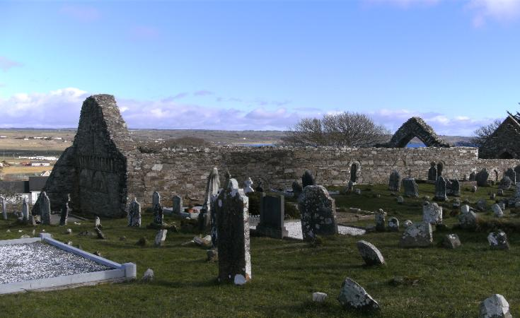 ARDMORE CATHEDRAL, COUNTY WATERFORD