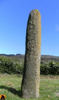 KILNASAGGART INSCRIBED STONE, COUNTY ARMAGH